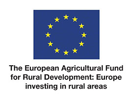 European Agricultural Fund of Rural Developement EAFRD logo